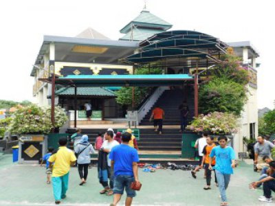 Seni Bernafaskan Islam di Pulau Dewata Bali