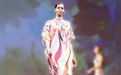 Tolak Pakai Bikini di Ajang Miss Universe, Muna Jama Tampil dengan Kaftan