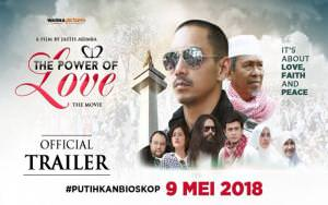"Film ""212 the Power of Love"" Bawa Misi Kedamaian"