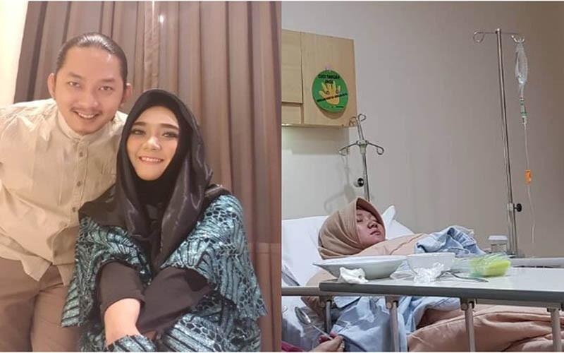Tengah Hamil, Penyanyi Sulis Justru Opname di Rumah Sakit