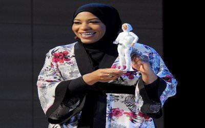 Barbie Hijab Ini Terinspirasi dari Atlet Muslimah AS
