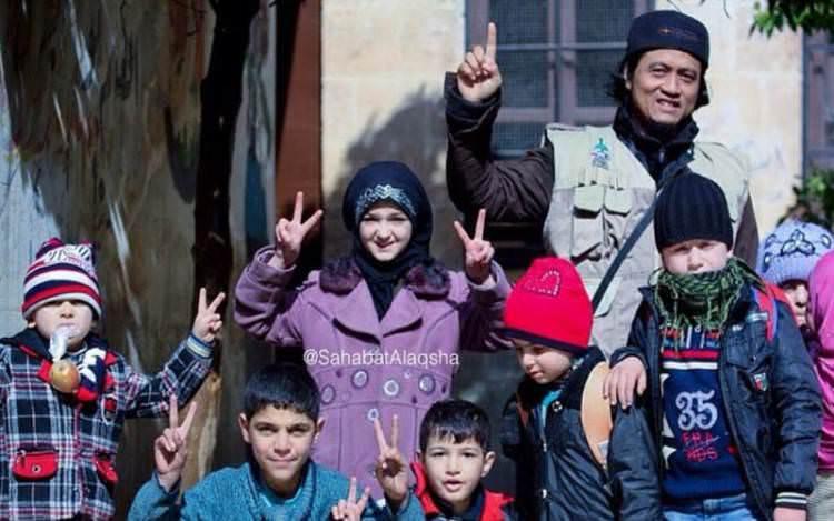 Komunitas Sahabat Al Aqsha, Misi Kemanusian Bebaskan Palestina