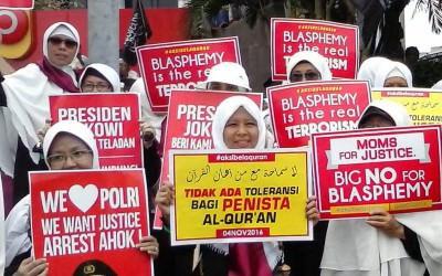 411 Mencatat Sejarah Para Pembela Al Qur'an