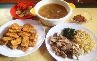 Resep Lezat Soto Daging Kuah Bening