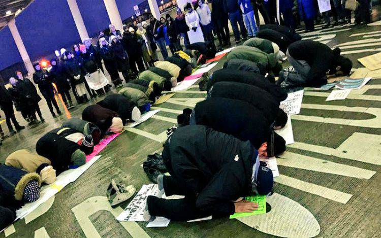 Begini Keadaan Muslim Amerika Pasca Dekrit Donald Trump