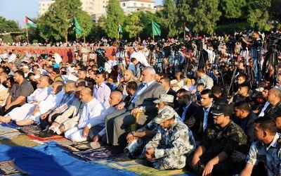 Idul Fitri Bagi Warga Gaza di Tengah Blokade Israel
