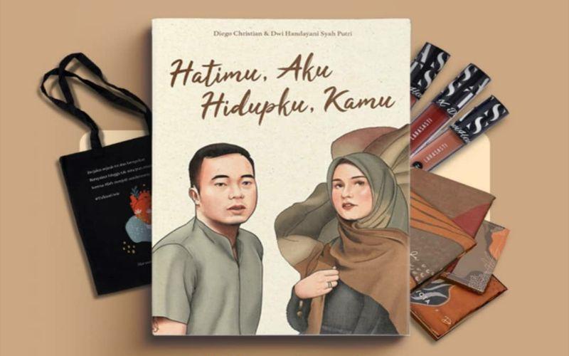 Buku Pertama Dwi Handa Siap Terbit Bulan Ini
