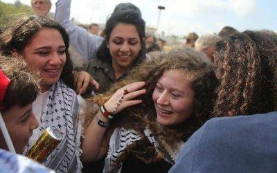 Bebas dari Penjara, Ini 10 Fakta Ahed Tamimi, Remaja Palestina yang Menampar Tentara Israel