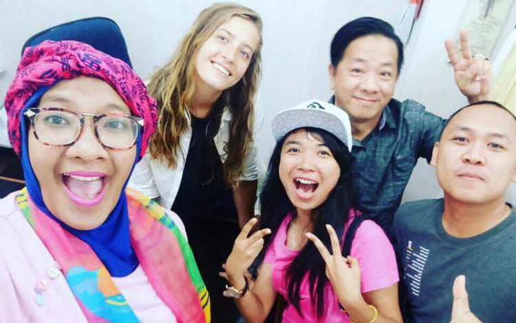 Putrinya Diselamatkan Muslim Indonesia, Pria Norwegia ini Mempertanyakan Islamophobia