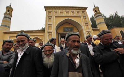Bagaimana Tradisi Muslim Uighur di Cina Menyambut Idul Fitri?