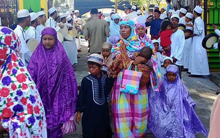 Kota Jambi Sambut Ratusan Suku Anak Dalam Bersyahdat