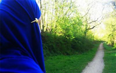 Perjalanan Panjang Gadis Berumur 8 Tahun Mencari Islam