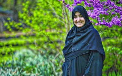 Tammie Umbel, Muslimah Sukses Penghasil Rp 22 Miliar yang Punya 14 Anak