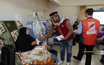 Cegah Krisis Makanan, Indonesia Buka Dapur Umum di Rumah Sakit Palestina