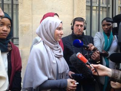 Ekspresikan Kebebasan Berpakaian, Mahasiswi Paris Gelar 'Hijab Day'