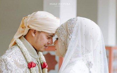 SAH, Salim Bahanan dan Fatimah Alhaddad Resmi Menikah!