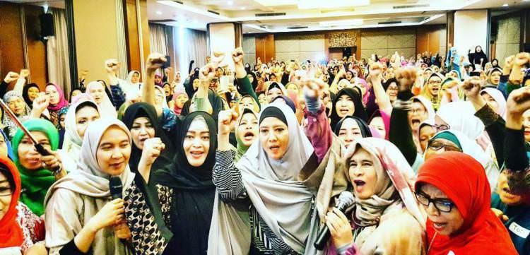 13 Ribu Muslimah Siap Kawal Pilkada DKI