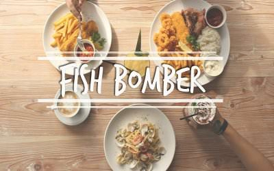Fish Boomber Seafood Cafe