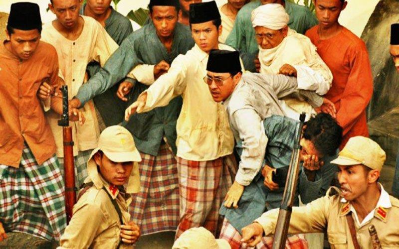Tanpa Ulama Akankah Indonesia Dapat Merebut Kemerdekaan ?