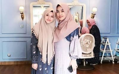 Perjuangan Dua Bersaudara Intan dan Atina Membangun Vanilla Hijab