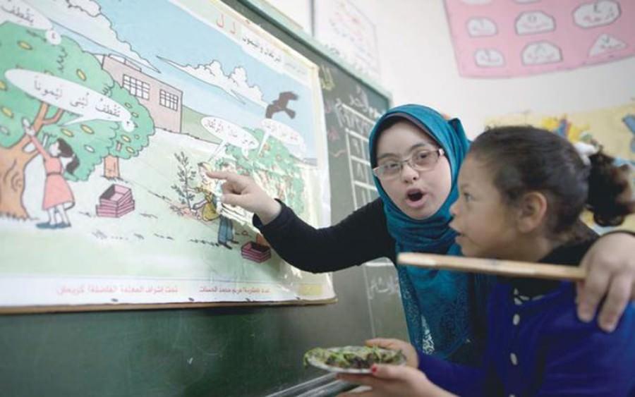 Hiba Al Sharfa, Pejuang Pendidikan Penderita Down Syndrome di Palestina