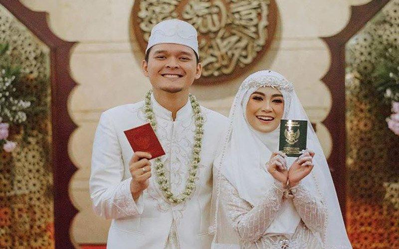 Resmi Menikah, Anisa dan Anandito Banjir Doa Dari Netizen
