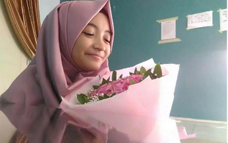 Arafah Rianti Ingin Jadi Penghafal Al-Quran