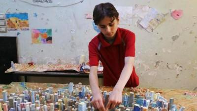 Mimpi Bocah Aleppo Membangun Kembali Suriah