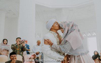 5 Pernikahan Fenomenal Inpirasi Pasangan Menikah Muda