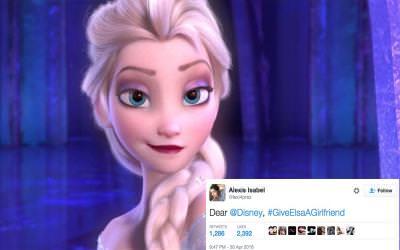 Frozen 2, Benarkah Karakter Elsa Penyuka Sesama Jenis ?