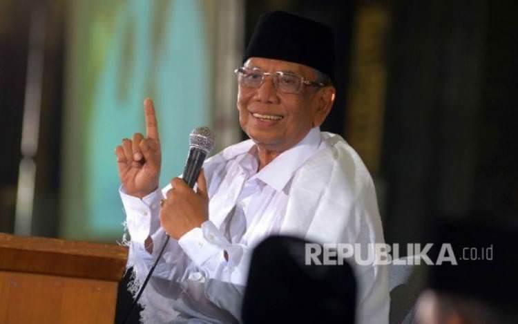 KH. Hasyim Muzadi Wafat, Indonesia Kehilangan Putra Terbaik Bangsa