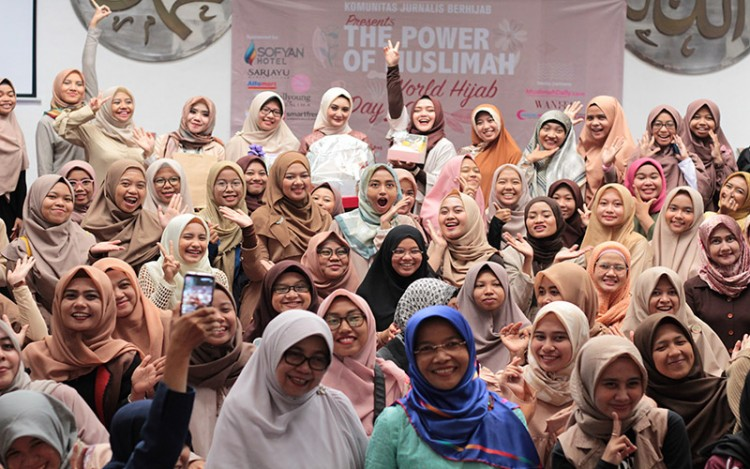 Talkshow The Power of Muslimah