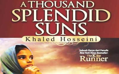 A Thousand Splendid Suns; Perjuangan Para Wanita bak Mentari Surga