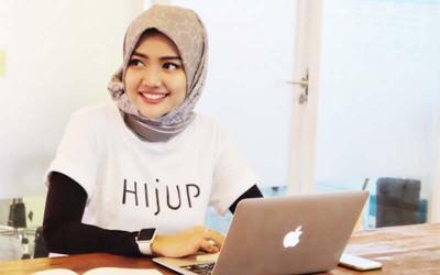 Diajeng Lestari, Bangun HijUp Untuk Tingkatkan Kepercayaan Diri Muslimah