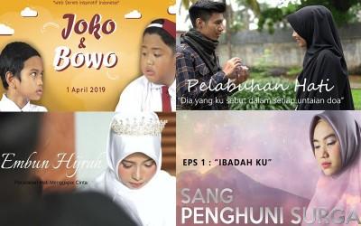 Webseries Pilihan Dari Muslimahdaily Untuk Menemani Akhir Pekan Mu