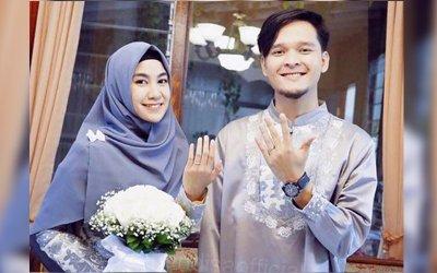 Seperti di Film Pendeknya, Anandito dan Anisa Rahma Beneran Menikah!
