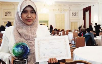 Sri Fatmawati, Ilmuwan Indonesia yang Mendunia