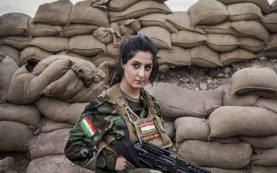 Joanna Palani, Sniper Wanita yang Kepalanya Dihargai Mahal oleh ISIS