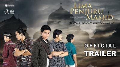 Film Lima Penjuru Masjid Siap Tayang Di Bulan Ramadhan