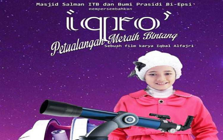 Mengintip Trailer 'Iqro', Film Reliji Bernuansa Astronomi