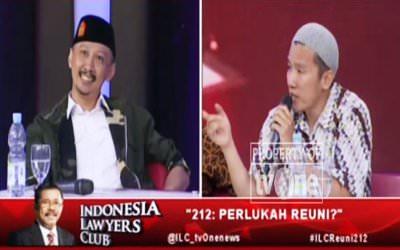 Debat Panas Ustadz Felix Siauw vs Abu Janda Mengenai Panji Rasulullah