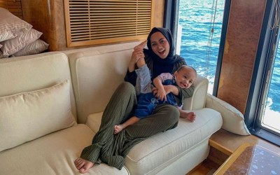 Intip Keseruan Gaya Parenting Mama Muda yang menggemaskan