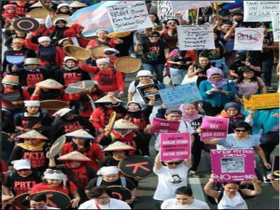 Yang Perlu Muslimah Tahu tentang Women's March