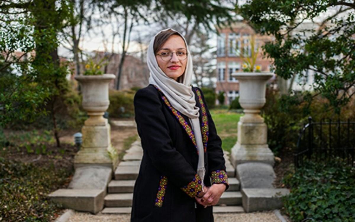 Melawan Patriarki, Zarifa Ghafari Menjadi Wali Kota di Afghanistan