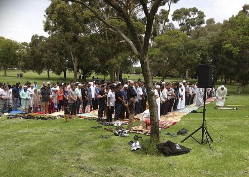 Hujan Turun Usai Muslim Australia Gelar Shalat Istisqa