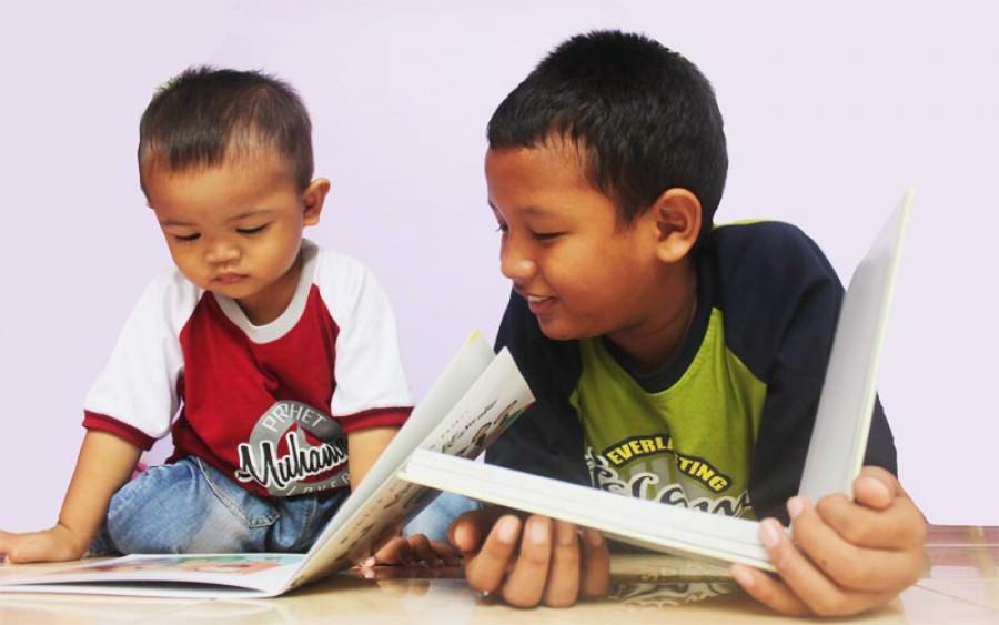 Buku Seri Parenting Penggugah Jiwa Orangtua