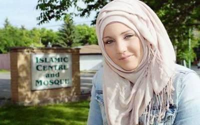 Lacey Tourney, Hidayah Menyapaku Saat Ramadhan