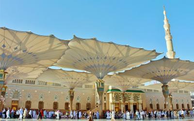 Kisah Idul Fitri Pertama Umat Islam