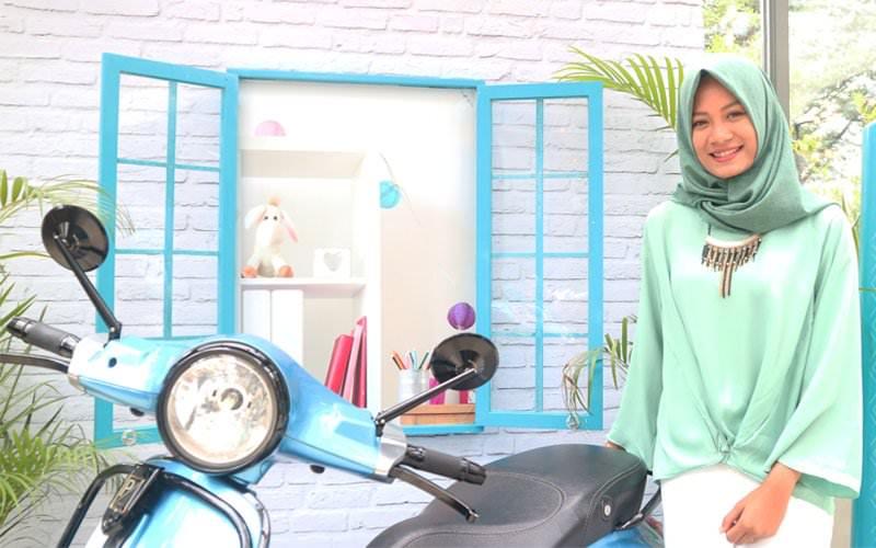 Diananda Choirunisa Atlet Panahan Berhijab yang Membanggakan Indonesia