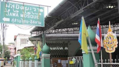 Wah, Ada Masjid Jawa di Thailand!